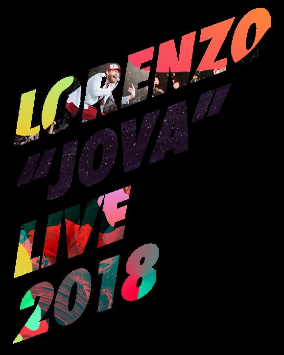 "Lorenzo ""Jovanotti"" Live"
